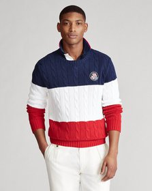 Ralph Lauren Polo Cookie Cotton Sweater