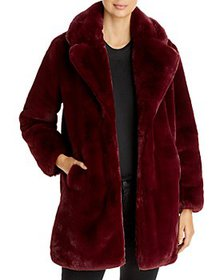 Apparis - Sasha Faux Fur Coat