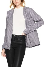 BCBGeneration Woven Long Scrunched Sleeve Blazer