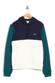 Lacoste Colorblock Knit Hoodie