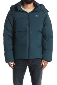 Lacoste Quilted Puffer Jacket