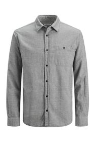 JACK & JONES Barret Heathered Relaxed Fit Shirt