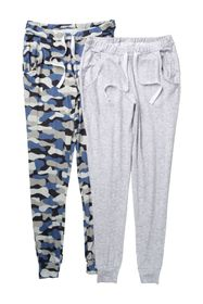 Born Hacci Assorted Jogger - Pack of 2
