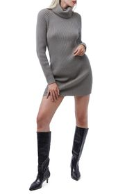 French Connection Katerina Long Sleeve Turtleneck