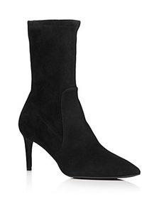Stuart Weitzman - Women's Wren Pointed Toe High He