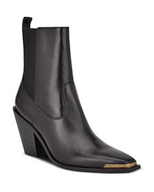 Sigerson Morrison - Women's Faith Pointed Toe High