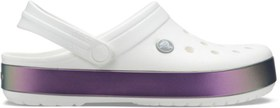 Crocs Crocband Iridescent Band Clogs