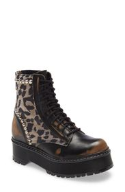 Steve Madden Activated Lace-Up Boot