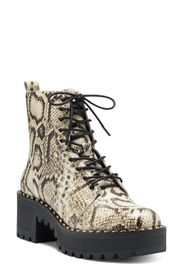 Vince Camuto Mecale Lace-Up Bootie