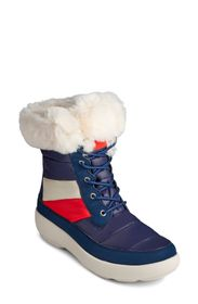Sperry Bearing Plushwave Faux Fur Winter Boot