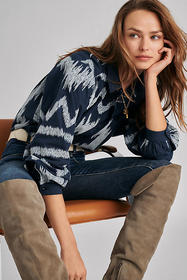 Anthropologie Pilcro The Romy Relaxed Buttondown
