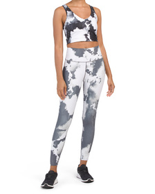 Cloud Dye Bra And Legging Collection