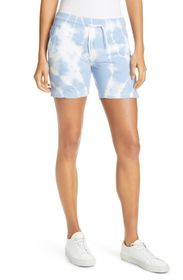 Nicole Miller COTTON TERRY SHORTS