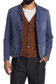 Burberry Woven Unlined Jacket