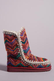 Anthropologie Mou 24 Wool Boots