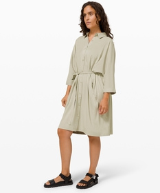 Lulu Lemon Perfectly Poised Dress | Women's Dresse