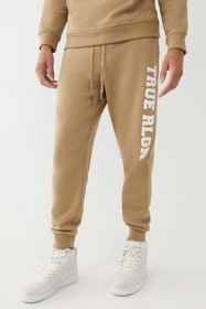 True Religion Logo Branded Slim Joggers
