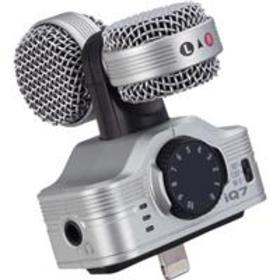 Zoom iQ7 Mid-Side Stereo Microphone for iPhone, iP
