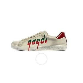 Gucci Gucci Men's Ace Sneakers With Gucci Blade