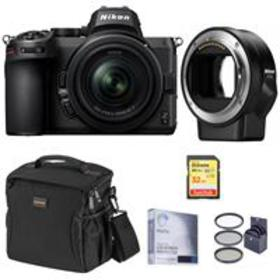 Nikon Z5 Mirrorless Camera with 24-50mm Lens with