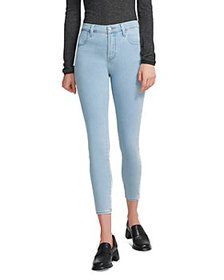 J Brand - Alana High Rise Cropped Skinny Jeans