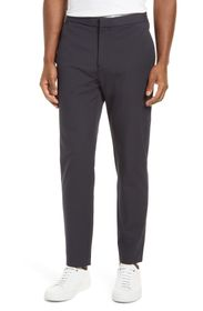 Theory Curtis Slim Fit Flat Front Trousers