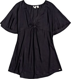 Roxy Timeless Lover Mid-Sleeve Beach Cover-Up - Wo