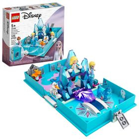 LEGO Disney's Frozen Elsa and the Nokk Storybook A