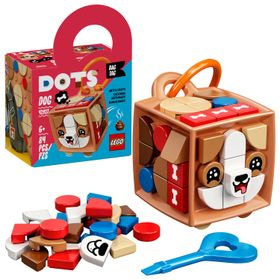 LEGO DOTS Bag Tag Dog DIY Craft 41927 LEGO Set (84
