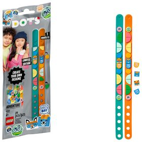 LEGO DOTS Adventure Bracelets DIY Craft Bracelet L