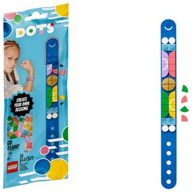 LEGO DOTS Go Team! Bracelet 41911 DIY Craft Bracel