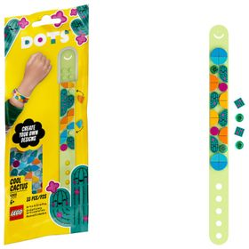 LEGO DOTS Cool Cactus DIY Craft Bracelet 41922 LEG