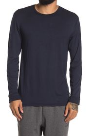 Ben Sherman Crew Neck Long Sleeve Sleep Shirt