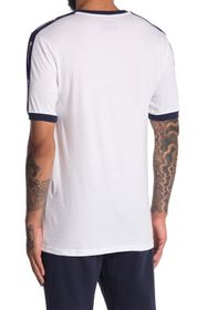 Champion Contrast Trim Crew Neck Sleep Shirt