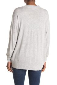 7 For All Mankind Open Front Cardigan