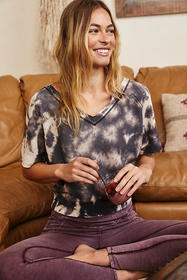 Anthropologie Free People Movement Main Squeeze Te