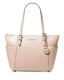 MICHAEL Michael Kors - Jet Set East/West Saffiano