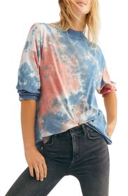 Free People Be Free Tie Dye T-Shirt
