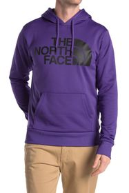 The North Face New Surgent Logo Print Pullover Fle