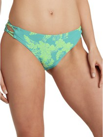 Roxy Tropical Two-Tone Full Swimsuit Bottoms - Wom