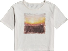 Roxy Sometimes Yes A Cropped Shirt - Girls'