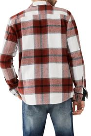True Religion Plaid Flannel Shirt