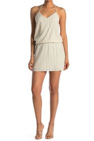 HALSTON Mirage Mini Dress
