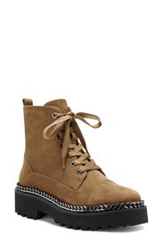 Vince Camuto Mindinta Chain Trim Combat Boot