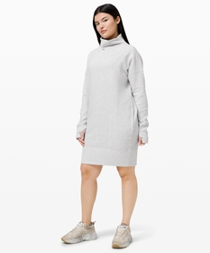 Lulu Lemon Call for Cozy Dress | Women's Dresses