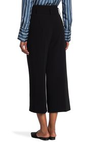 Theory Admire Belted Crop Pants
