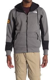 The North Face Graphic Collection Zip Fleece Hoodi