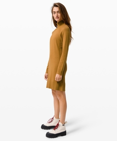 Lulu Lemon Keep it Cozy Dress | Women's Dresses