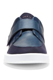 Cole Haan Grand Crosscourt Monk Strap City Sneaker