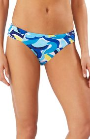 Tommy Bahama Swirl Tide Reversible Shirred Hipster